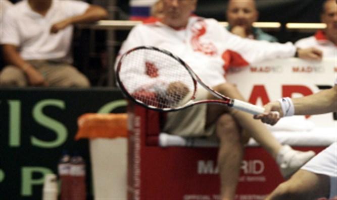 Tenista-belga-Alain-Verlaak