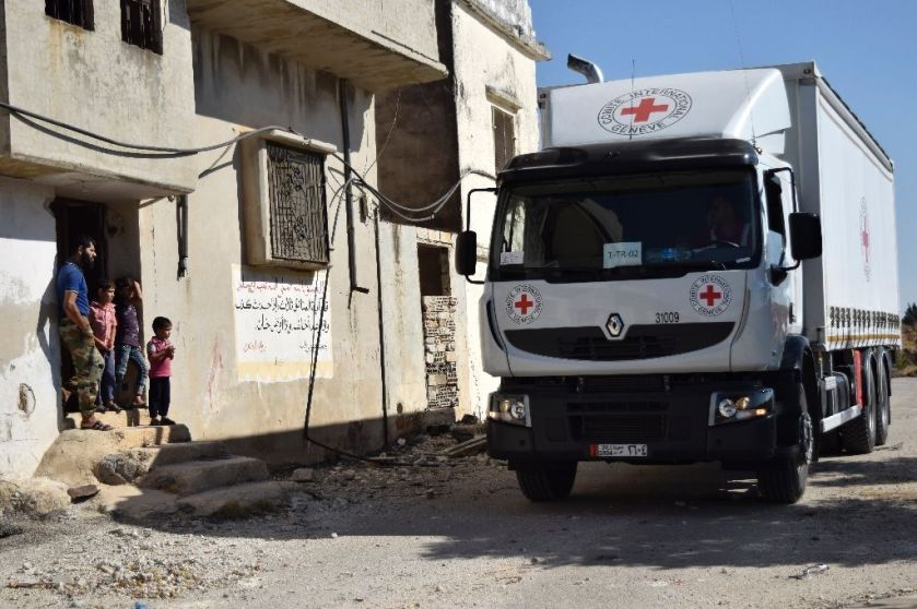camiones-de-ayuda-humanitaria-en-siria