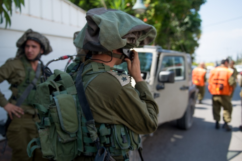 comando-de-defensa-vicil-idf-en-accion