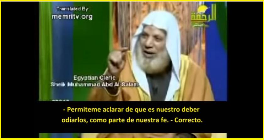 el-islam-odia-a-los-judios-porque-asi-lo-ordena-su-religion