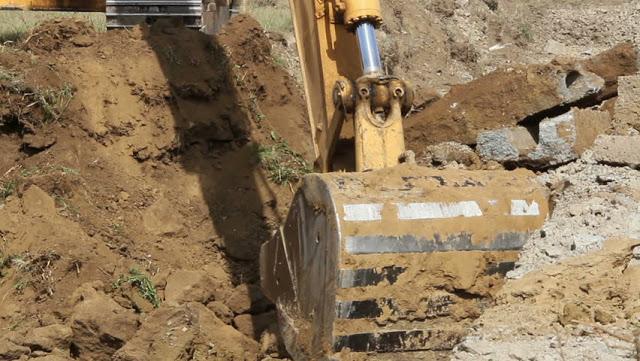 Excavadoras de Jordania destruyen el Monte del Templo