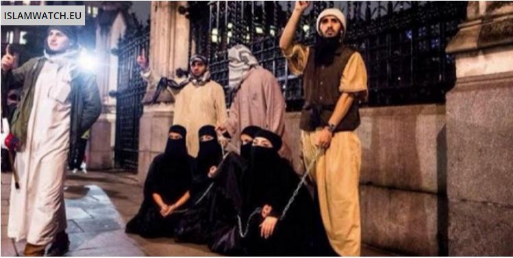 ISIS autoriza y da normas para violar a esclavas sexuales