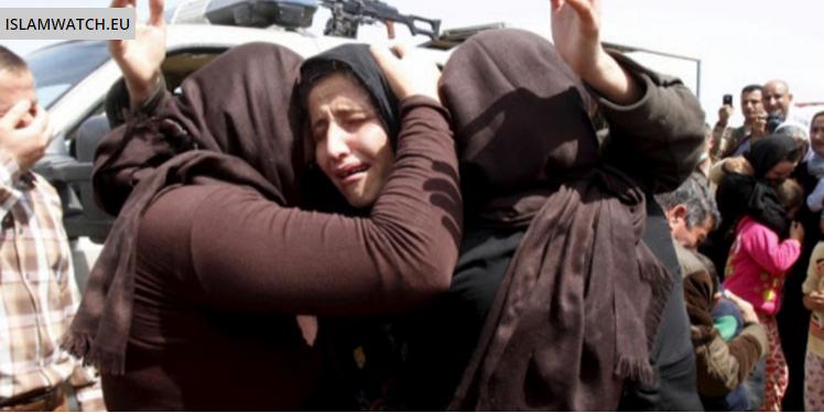 Niña de 9 años violada hasta la muerte por islamistas