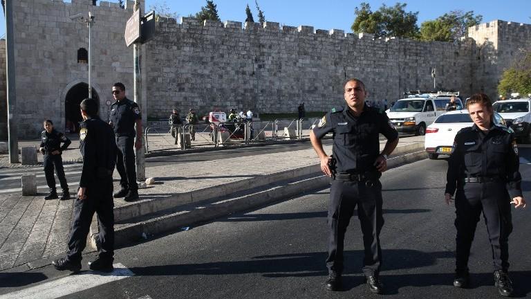 policia-de-jerusalem