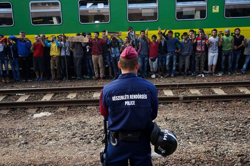 protestas-de-migrantes-caraduras-supuestamente-sirios