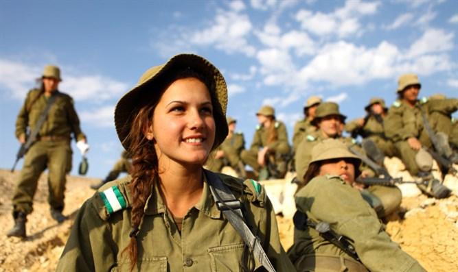 Fotos de mujeres en el ejercito israeli 71