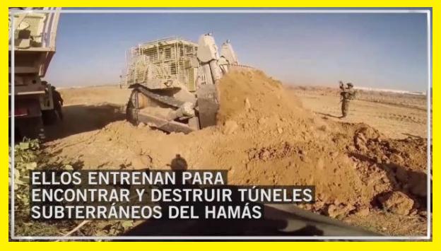 idf-entrenando-para-destruir-tuneles-del-terror
