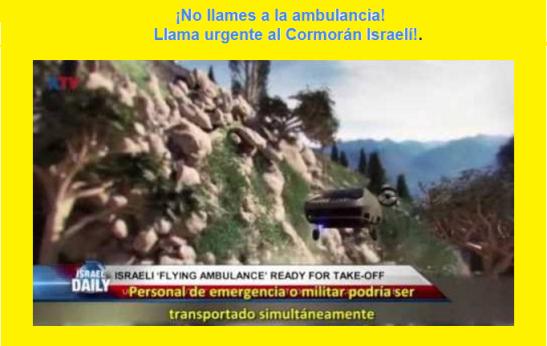 el-cormoran-israeli-ambulanica-aerea-especial