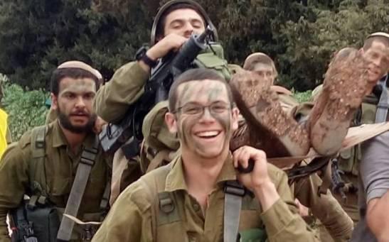 El soldado asesinado Elhal Taharlev