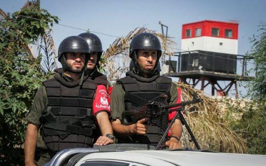 Policia de Hamás