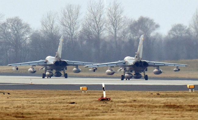 Aviones alemanes