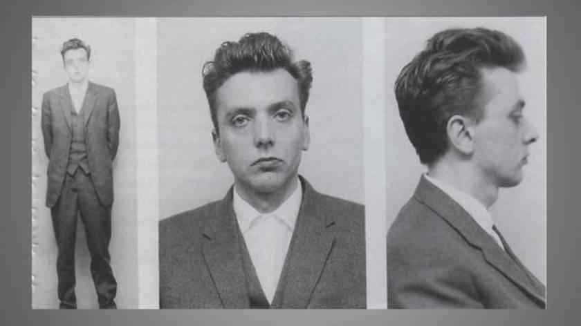 El asesino en serie britanico Ian Brady