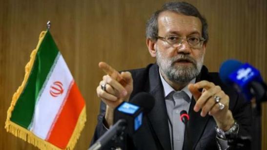 Ali-Larijani DE iRAN