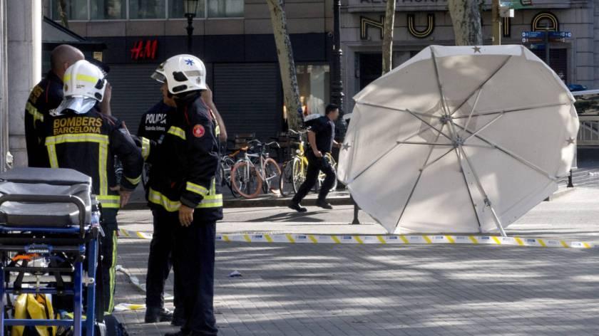 Atentados de Barcelona-tiroteo en Cambrils