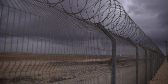border-fence-gaza