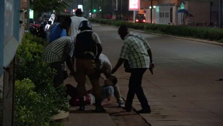 Burkina Faso atentado
