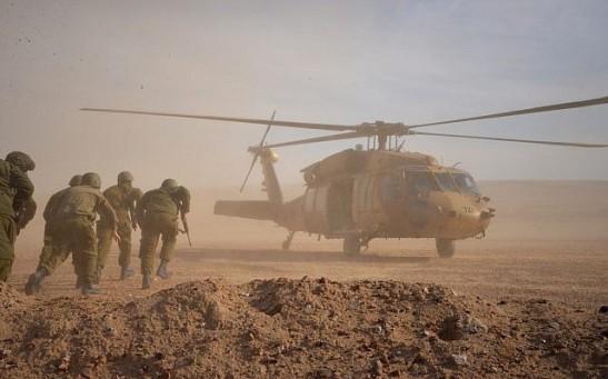 Entrenado contra hezbollah