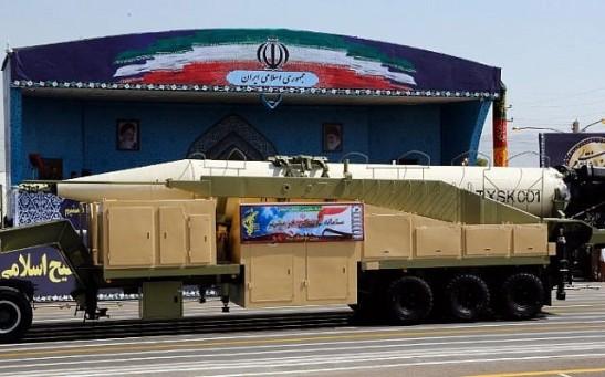 Nuevo misil iraní