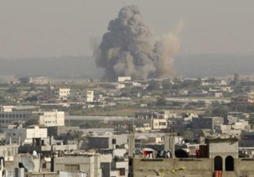 Ataque contra Hamas