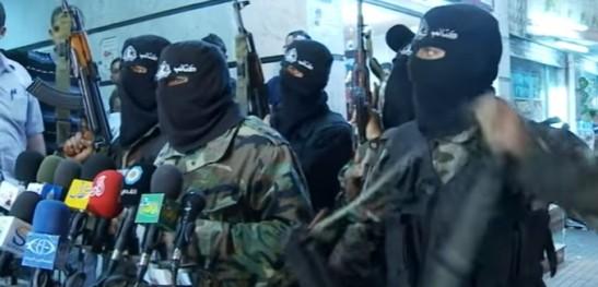 Hamas captura youtube