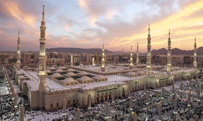 Palacio arabia saudita