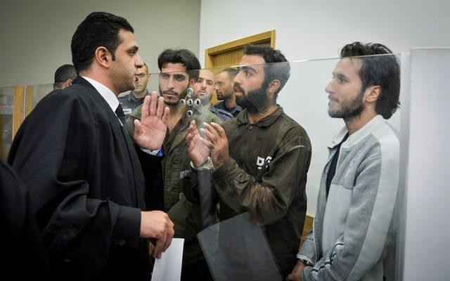 Terroristas del mercado Sarona en Tel Aviv a cadena perpetua
