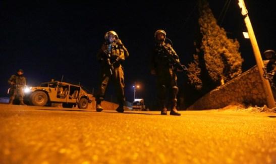 Disparos en Samaria contra un bus