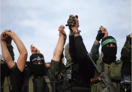 Gentuza de Hamas