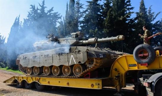 Tanque IDF